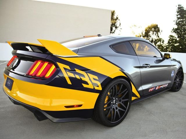 FORD_MUSTANG_GT_LIGHTNING II EDITION pic-6