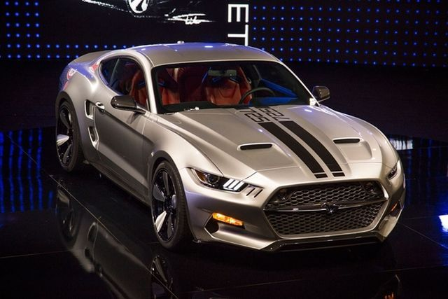 FORD MUSTANG tuned by GALPIN FISKER ROCKET
