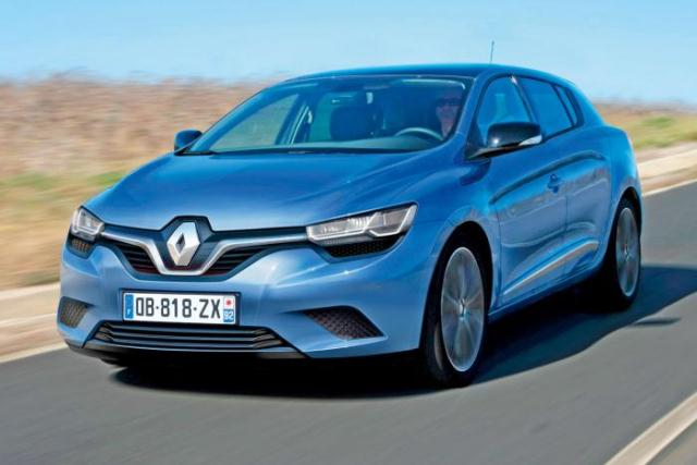 Future Renault Megane Iv 2014