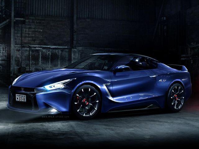 Future NISSAN GT-R 2015