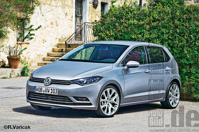 Future VW POLO 2016