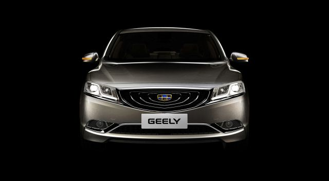 Future GEELY GC9 Chinese cars