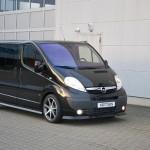 HARTMANN Tuned Opel Vivaro front pic 1 150x150 2013 OPEL MERIVA