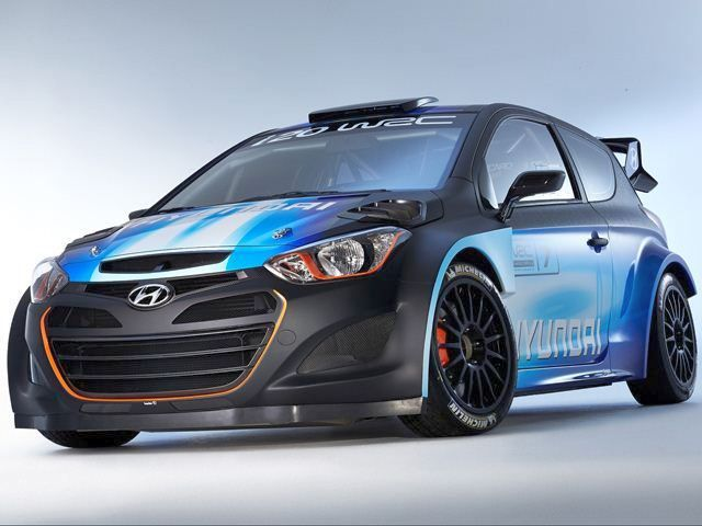 HYUNDAI i20 WRC - N PERFORMANCE