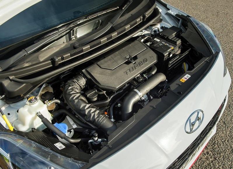 2021 Hyundai i10 N-Line