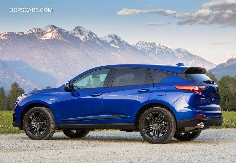 2019 ACURA RDX-oopscars