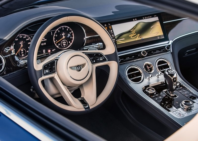 2019 BENTLEY CONTINENTAL GT