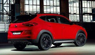 2021 Haziran  Hyundai Tucson Fiyat Listesi