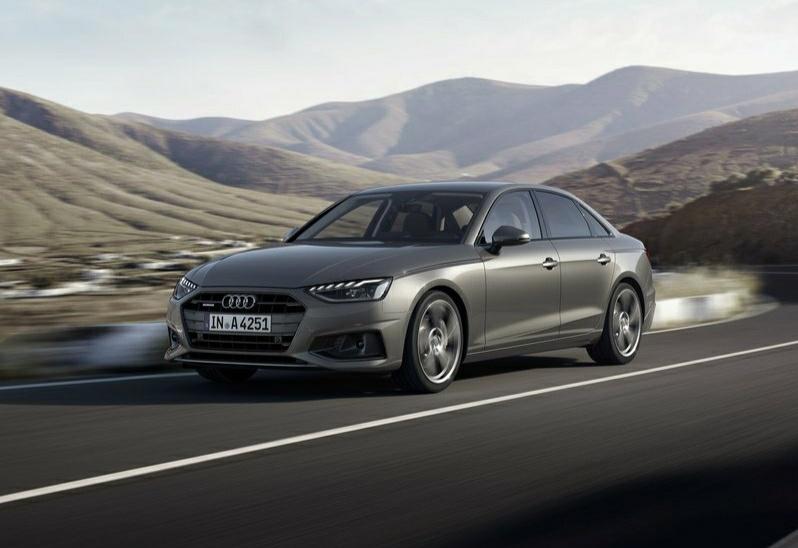 2021 Audi A4  Fiyat Listesi