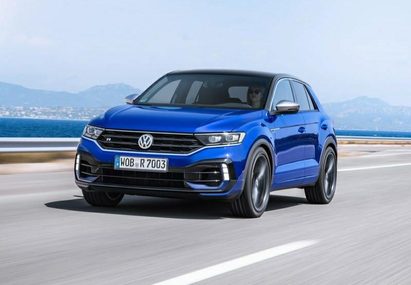 2021 VW T-Roc Fiyat Listesi