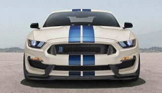 MUSTANG SHELBY GT350 HERITAGE EDITION