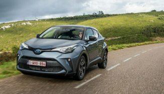 2021 Ocak Toyota C-HR Fiyat Listesi Ne Oldu?