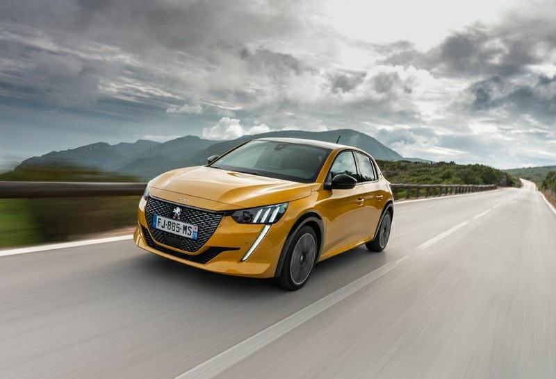 2021 Yeni Peugeot 208 Fiyat Listesi