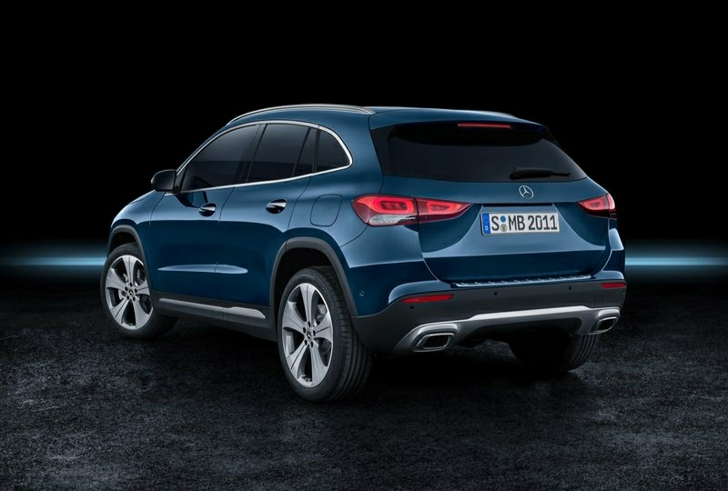 2021 Mercedes-Benz GLA Fiyat Listesi
