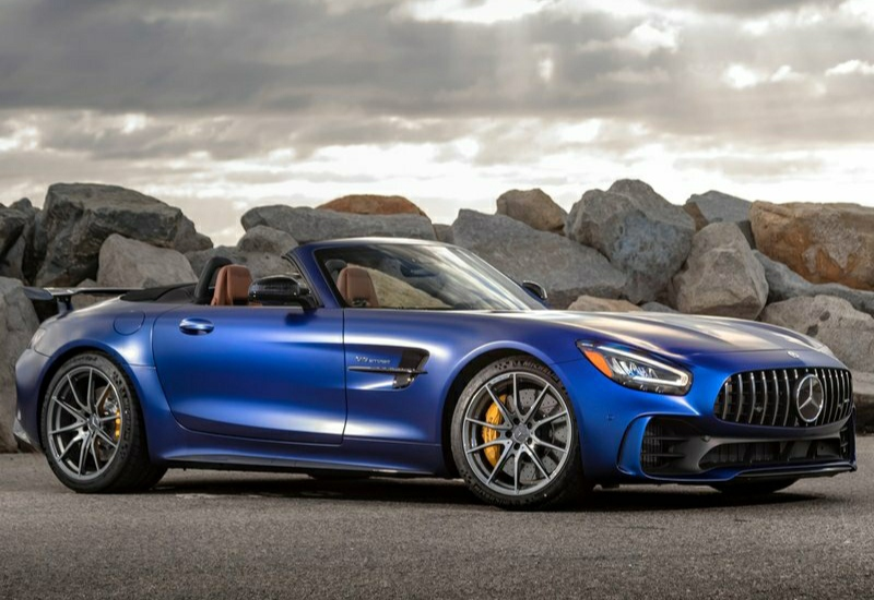 2020 AMG GT R ROADSTER