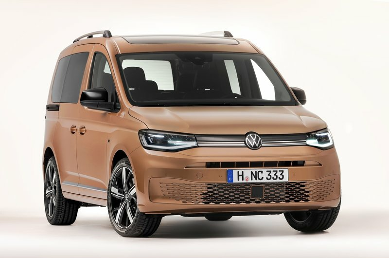 2021 VW CADDY