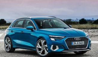 2021 Şubat Yeni Audi A3 Sportback Fiyat Listesi Ne Oldu?
