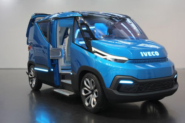 Concept IVECO VISION STUDY