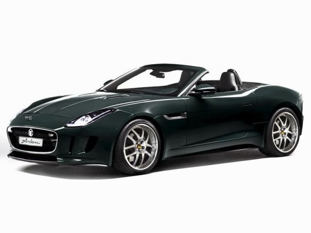 JAGUAR F-TYPE tuned by ARDEN