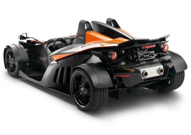 KTM X-BOW R | OopsCars