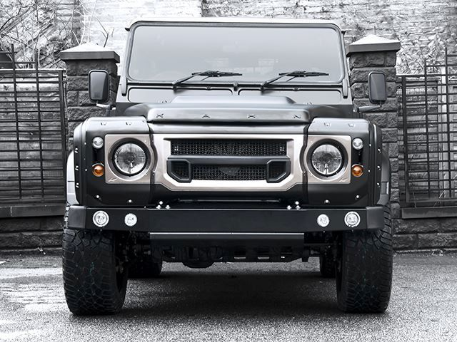 KAHN DESIGN - LAND ROVER DEFENDER Chelsea Wide Track