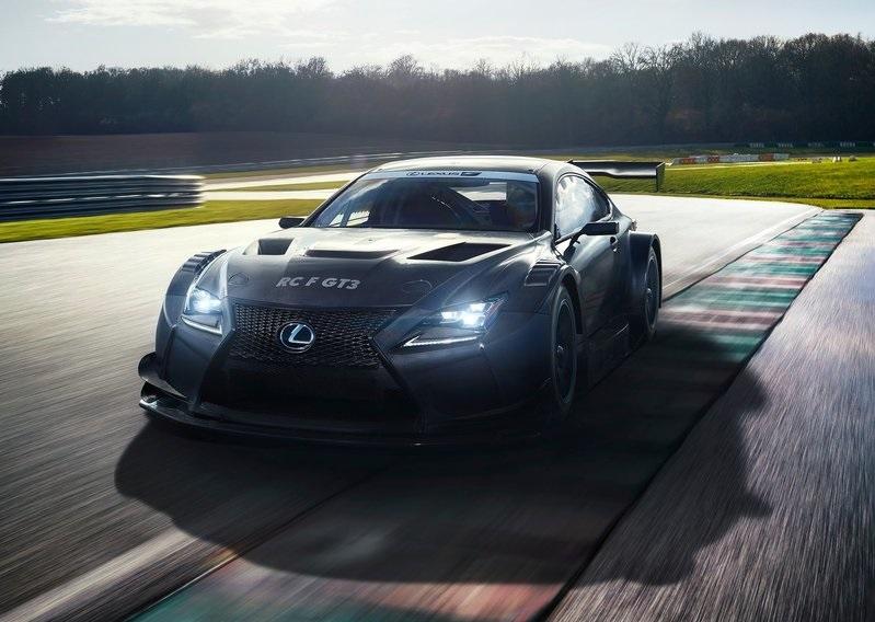 LEXUS RC F GT3-2017