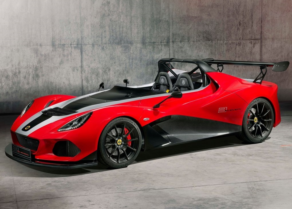 LOTUS 3-ELEVEN 430-oopscars