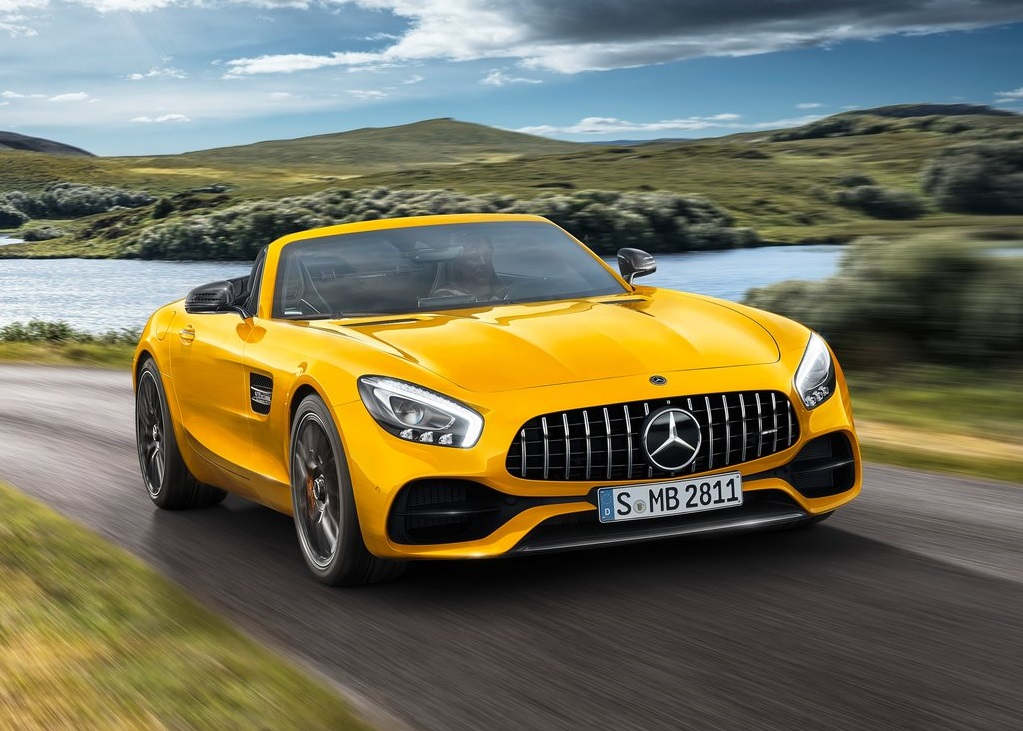 MERCEDES-BENZ AMG GT S ROADSTER