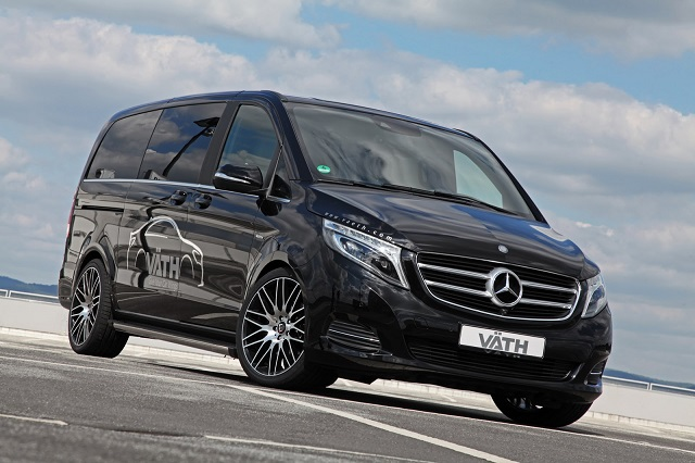 MERCEDES-BENZ V CLASS tuned by WATH