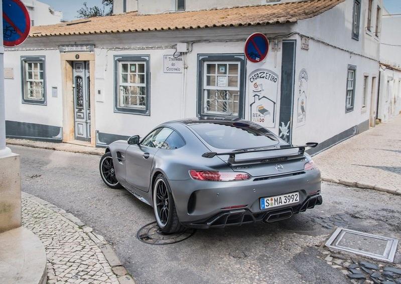 2018 MERCEDES-BENZ AMG GT R Matte Black
