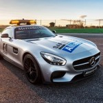 MERCEDES AMG GT S F1 Safety Car