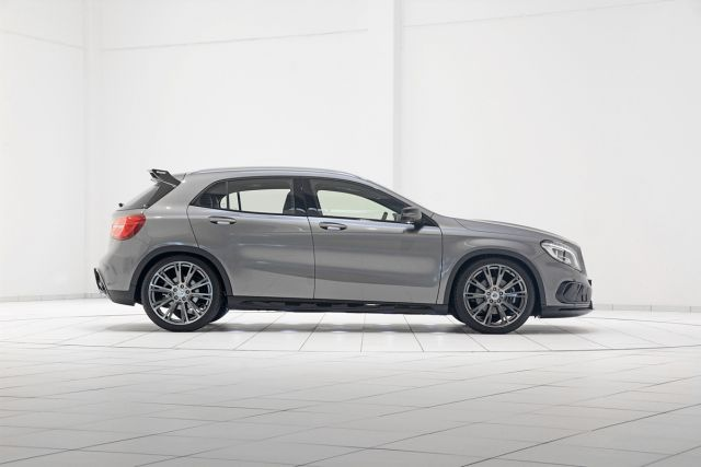 2015 MERCEDES-BENZ GLA Class tuned by BRABUS