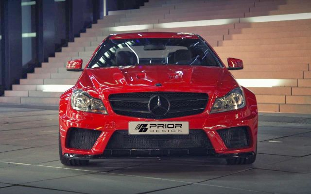 MERCEDES_C-CLASS_COUPE_tuned_by_PRIOR_DESIGN_pic-2