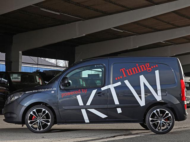 MERCEDES Citan Tuning by KTW