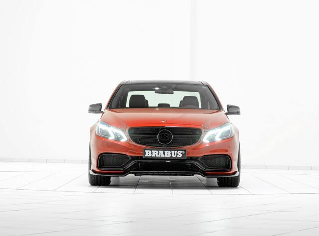 MERCEDES E CLASS E63 AMG tuned by BRABUS 850