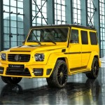 MERCEDES G63AMG tuned by MANSORY