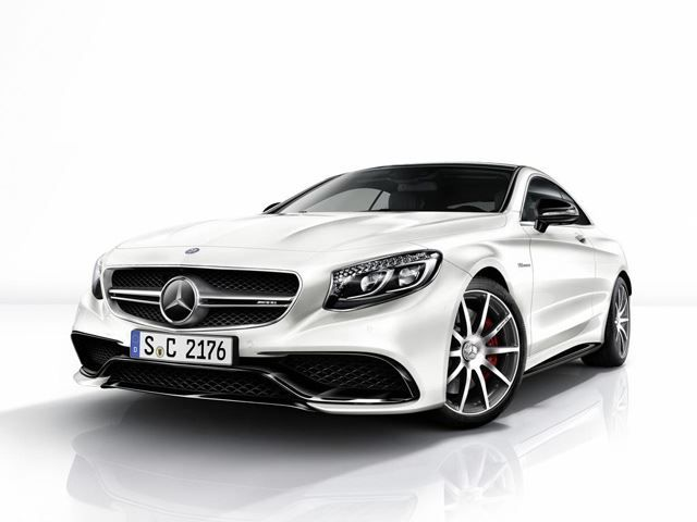 2015 MERCEDES S63 COUPE Night&Carbon
