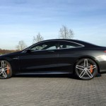 MERCEDES S63 COUPE tuned by G-POWER