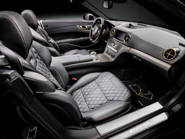 MERCEDES SL63 AMG WORLD CHAMPIONSHIP 2014-Collector's Edition