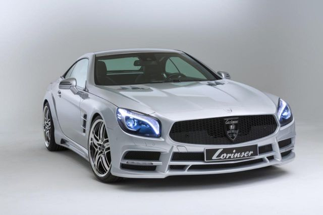 MERCEDES SL 500 tuned by LORINSER