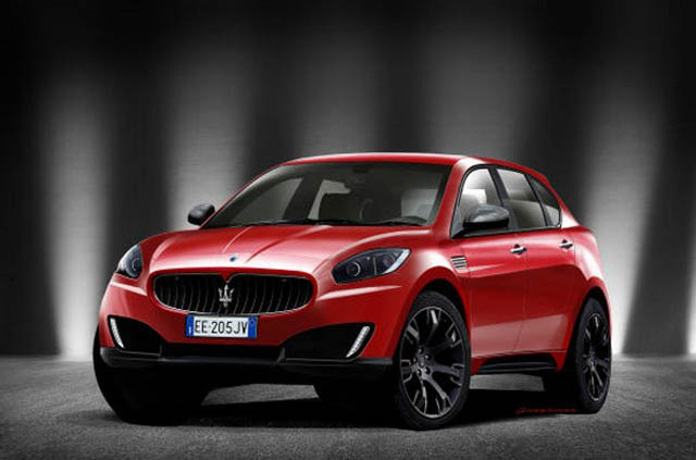 4x4 Bmw X7 >> MASERATI SUV …KUBANG…oopscars…!