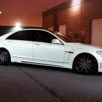 Mercedes S63 SR Auto Group Amadeus Project