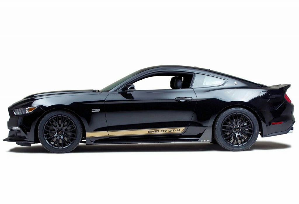 MUSTANG SHELBY GT-H