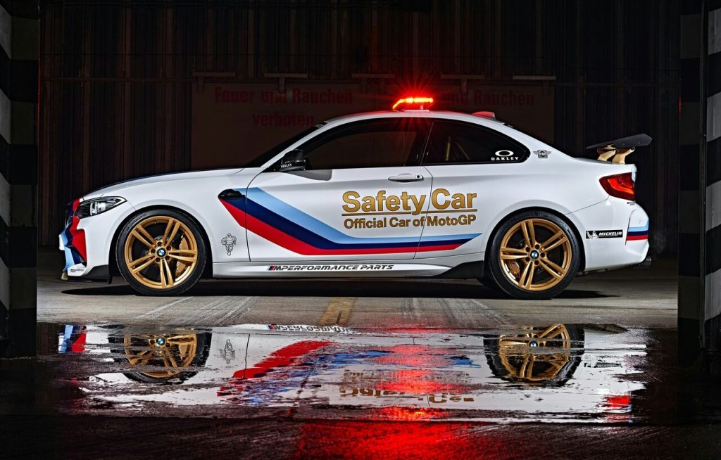 BMW M2 MotoGP