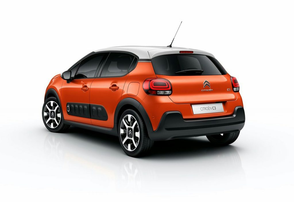 2017 citroen c3 oopscars. Black Bedroom Furniture Sets. Home Design Ideas