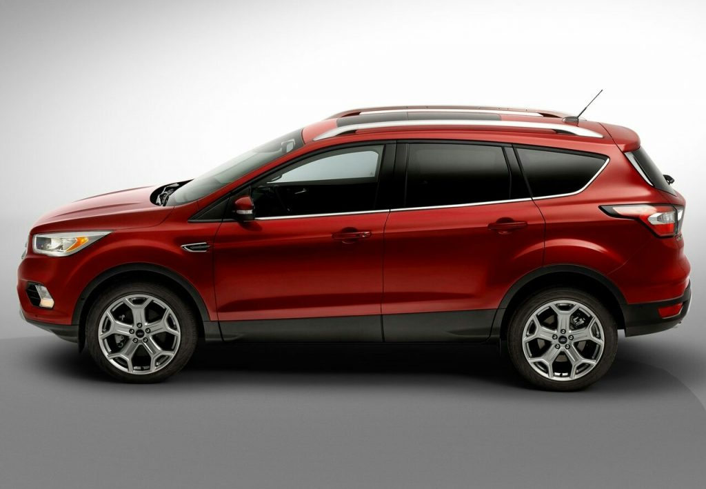 Ford Escape|Oopscars