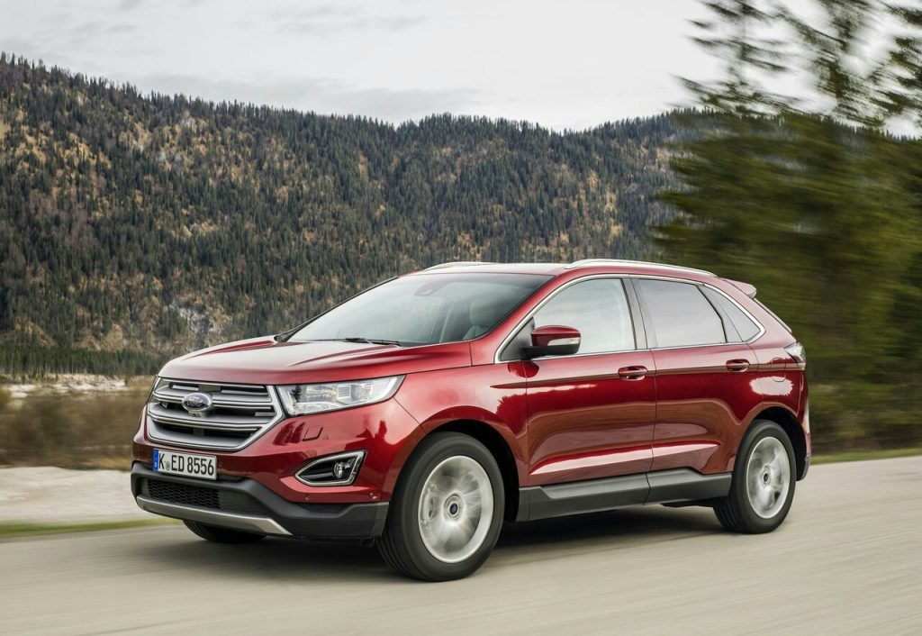 2017 Ford Edge Oopscars | 2017 - 2018 Best Cars Reviews