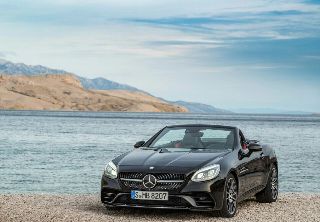 SLC43 AMG|Oopscars