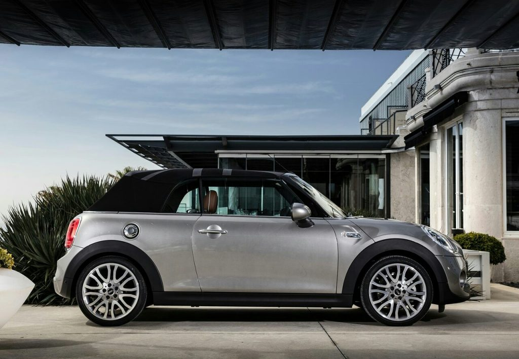 MINI COOPER OPEN 150 Convertible Edition