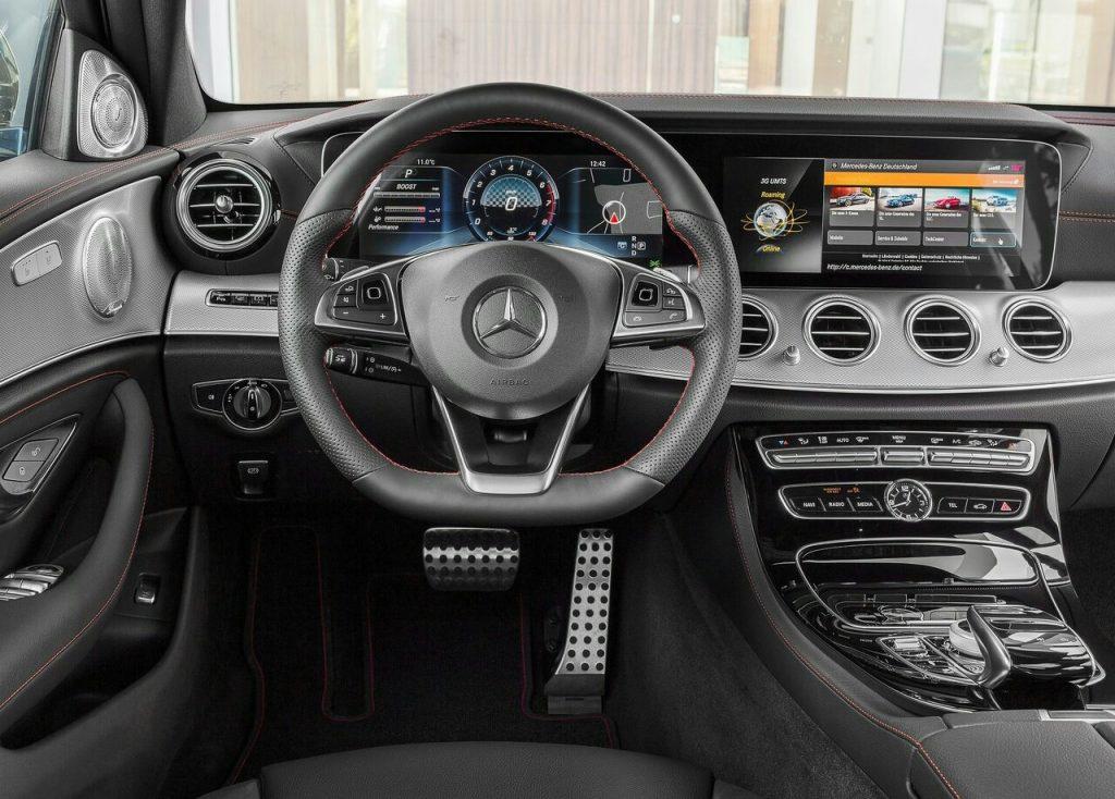 2017 MERCEDES E45 AMG